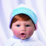 Precious Gift~Red hair and Blue eyes-2174